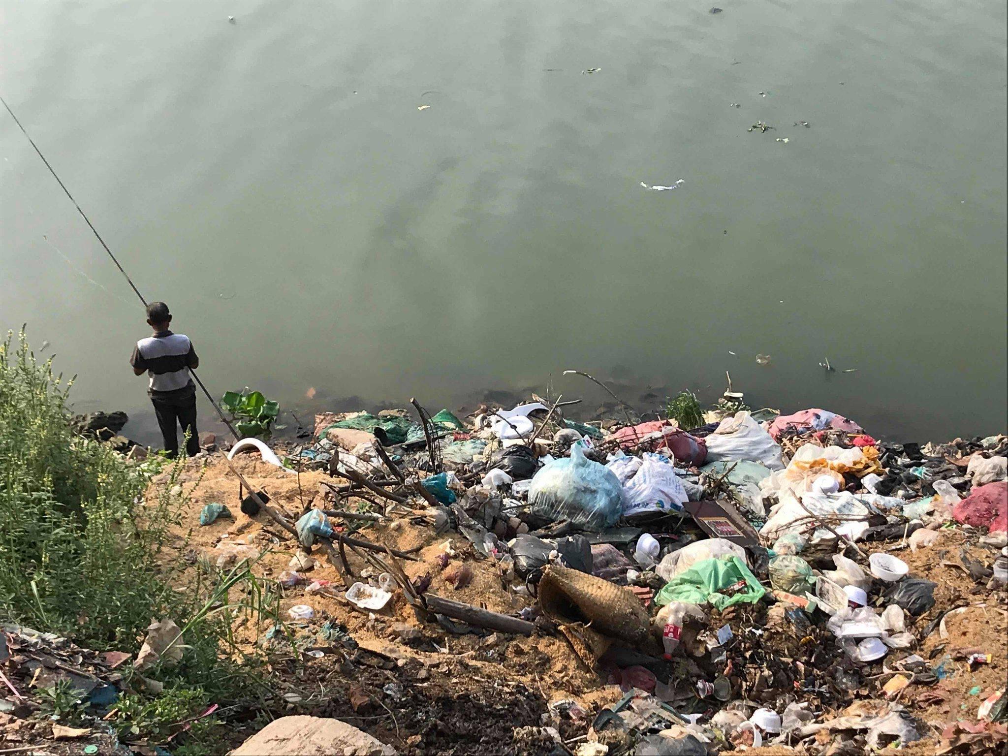 Lixo Dia Mundial da Limpeza