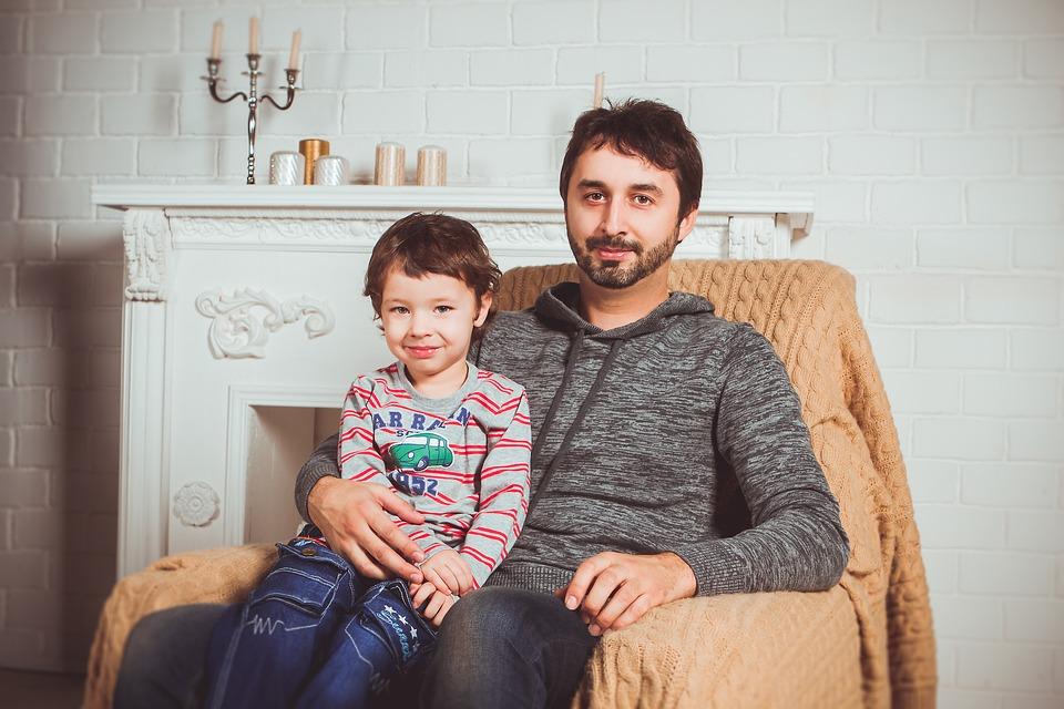 interacao pais e filhos