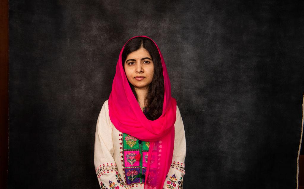 Malala Yousafzai, ativista em prol dos acesso de meninas à educação. Foto: Louise Kennerley/Fairfax Media via Getty Images via Getty Images