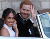 Príncipe Harry e Meghan Markle em 2018, após se casarem. Foto: Steve Parsons - WPA Pool/Getty Images