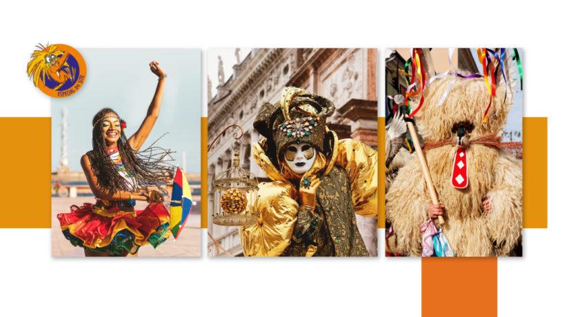 Carnaval ao redor do mundo