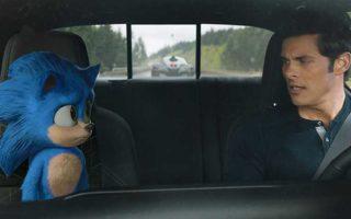 Um policial se junta ao Sonic para ajudá-lo a salvar o mundo. Foto: IMDb
