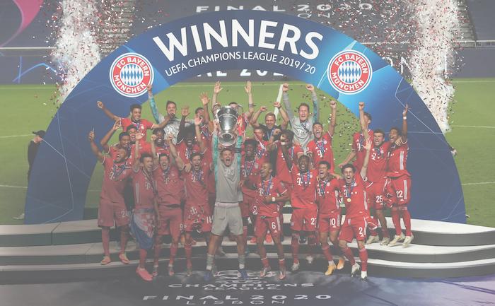 Bayern De Munique Vence A Liga Dos Campe U00f5es Da Europa Pela