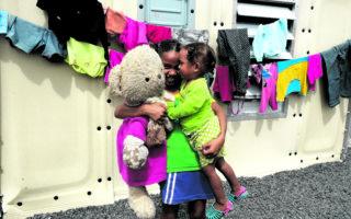 Refugiados-Venezeuela-Roraima